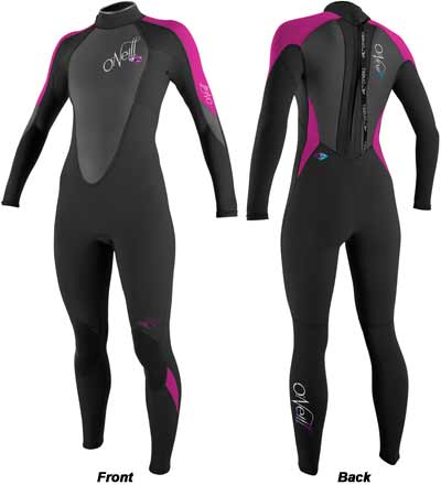 Oneill Bahia FL 3/2 Full Women's Wet Suit