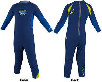 Oneill O'Zone Full Toddler Wet Suit