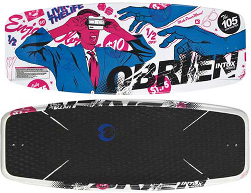 O'Brien Intox Foam Wake Skate