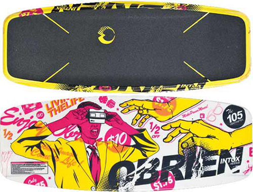 O'Brien Intox Grip Wake Skate