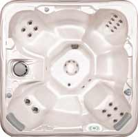Artesian South Seas Series Hot Tubs South Sea 729B
