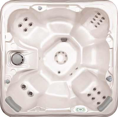 Artesian Spas South Sea 729B Spa