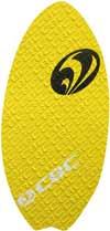 Foot Grabber Skim Board