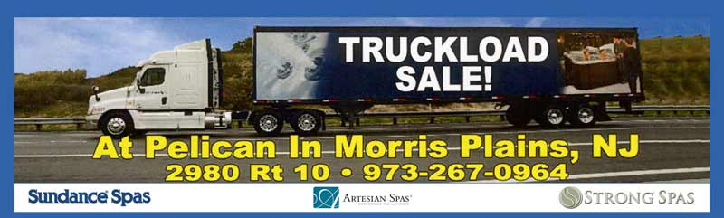 Morris Plains NJ Hot Tubs on sale