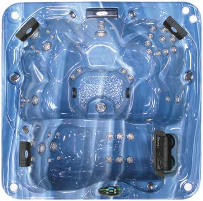 Cal Spas ES 752L Hot Tub for sale