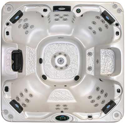 Cal Spas ES 864B Hot Tub