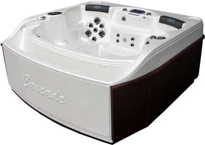 Coast Spas Cascade I Hot Tub