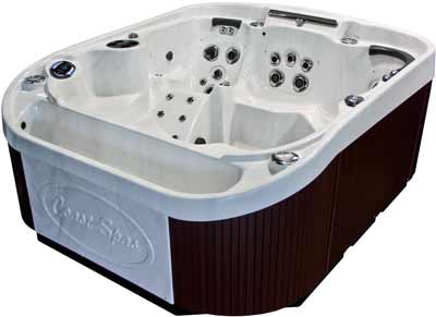 Coast Spas Niagara Hot Tub