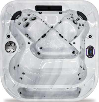 Coast Spas Edge Hot Tub