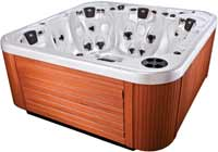 Coast Spas Helios Hot Tub