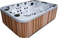 Coast Spas Media Series Hot Tubs Mirage Media
