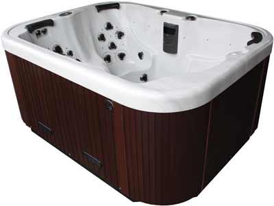 Coast Spas Omega Hot Tub