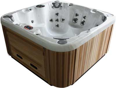 Coast Spas Zenith Hot Tub