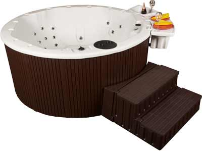 Antigua Signature Series Hot Tubs