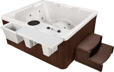 Cyprus Signature Series Hot Tub