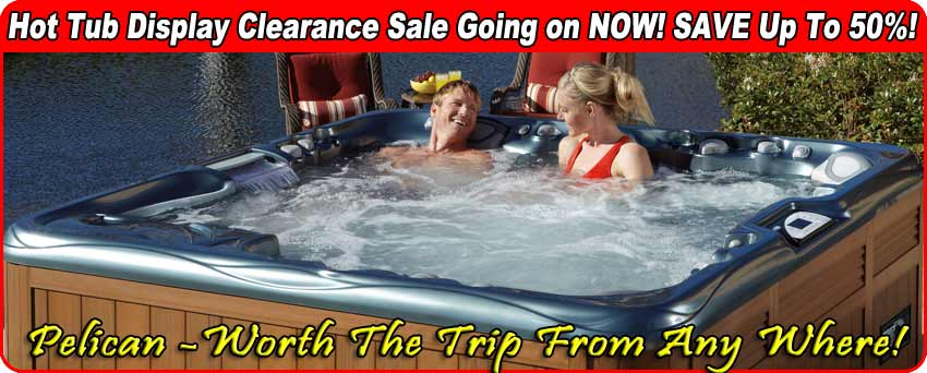 NJ PA Hot Tub Clearance, Immediate Delivery