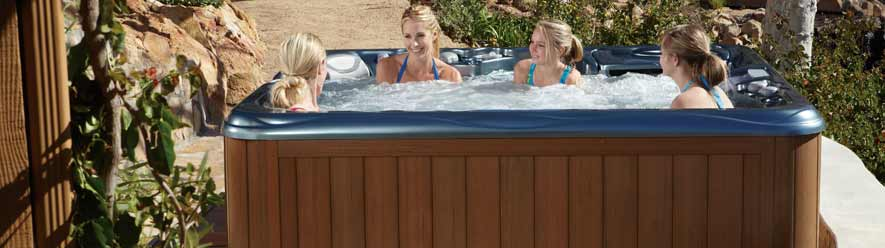 Hot Tubs for Relaxing