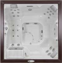 Sundance Spas Select Victoria Hot Tub