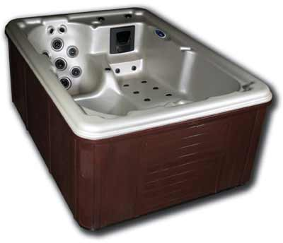 Viking Spas Aurora Series II Hot Tub
