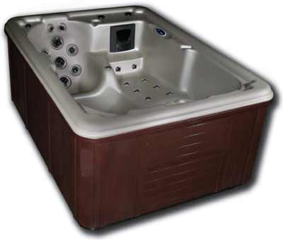 Viking Spas Aurora Series III Hot Tub