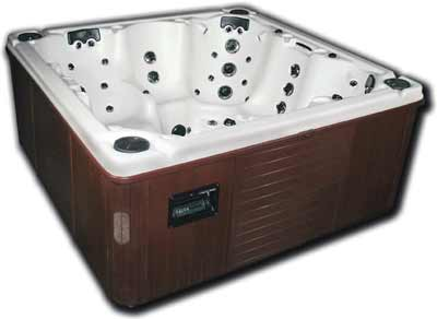 Viking Spas Heritage Hot Tub