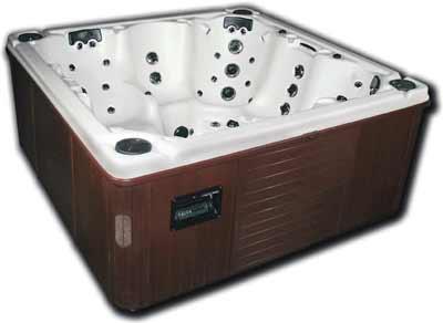 Viking Spas Heritage Hot Tub