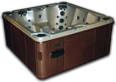 Viking Spas Legend Hot Tub