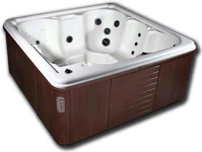 Viking Spas Supreme ETS Hot Tub
