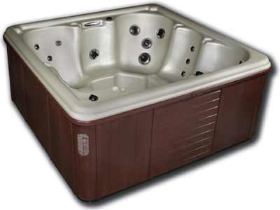 Viking Spas Supreme Royale Hot Tub