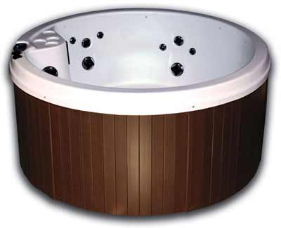 Viking Spas Viking Series I Hot Tub