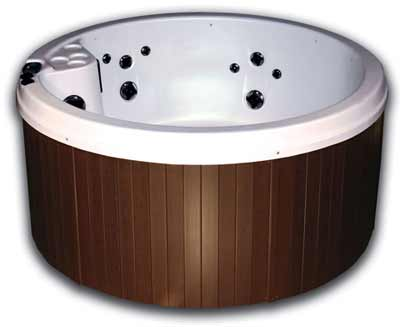 Viking Spas Viking Series III Hot Tub
