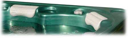 Cal Spas Spa Shell Feature