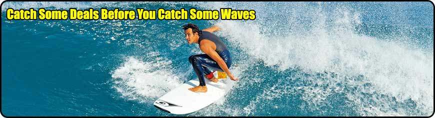 NJ Surf Shop Surf Boards