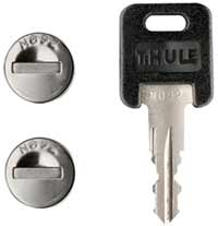 Thule Car Racks 512-2 Pack Lock Cylinder