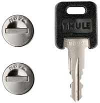 Thule Car Racks 512-2 Pack Lock Cylinder