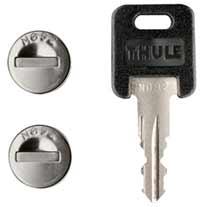Thule Car Racks 544-4 Pack Lock Cylinder