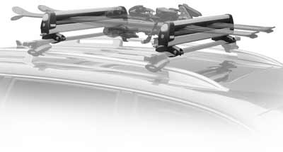 Thule Car Rack 92726 Universal Pull Top