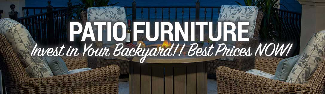 We Are Open Outdoor Furniture S