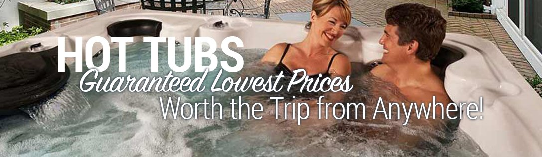 Home Spas Guaranteed Lowest Prices in NJ & PA
