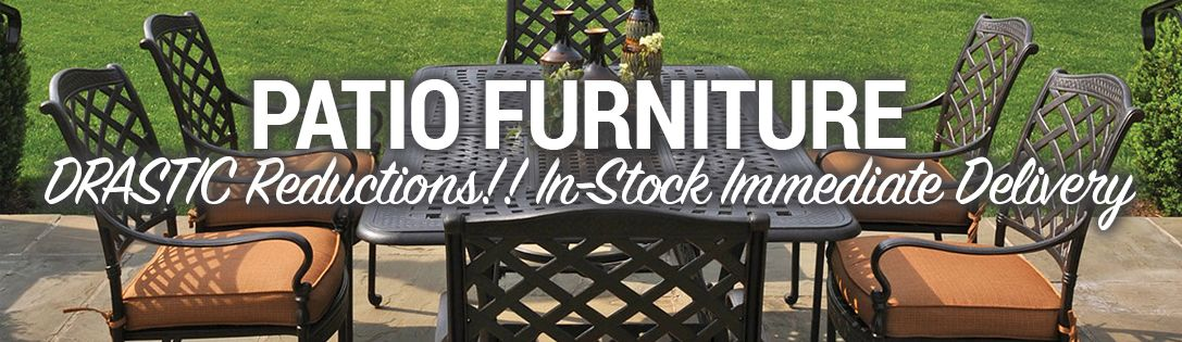 Best Patio Furniture on Sale in NJ & PA