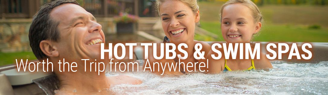Hot Tubs for Sale in NJ & PA