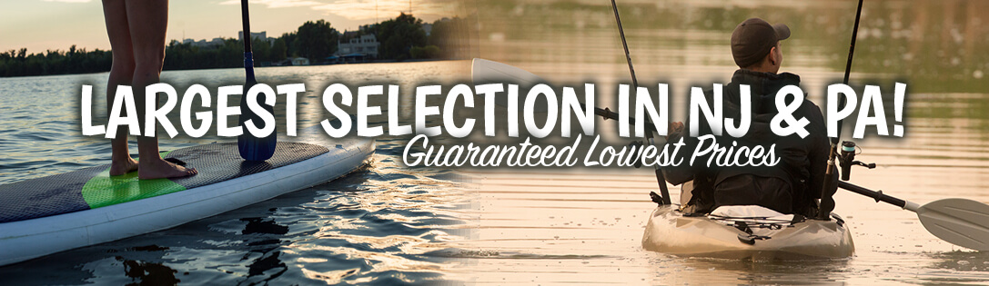 Stand Up Paddleboards & Kayaks on Sale in NJ & PA
