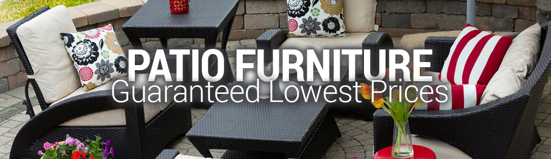 Best Priced Patio Furniture